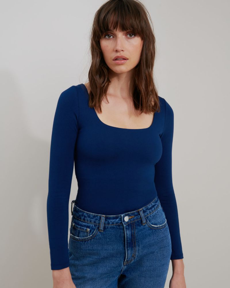 Kira Long Sleeve Top