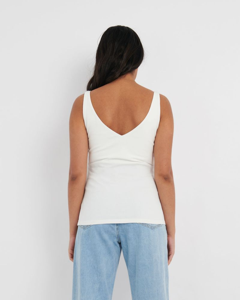 Rubi Sleeveless Tee
