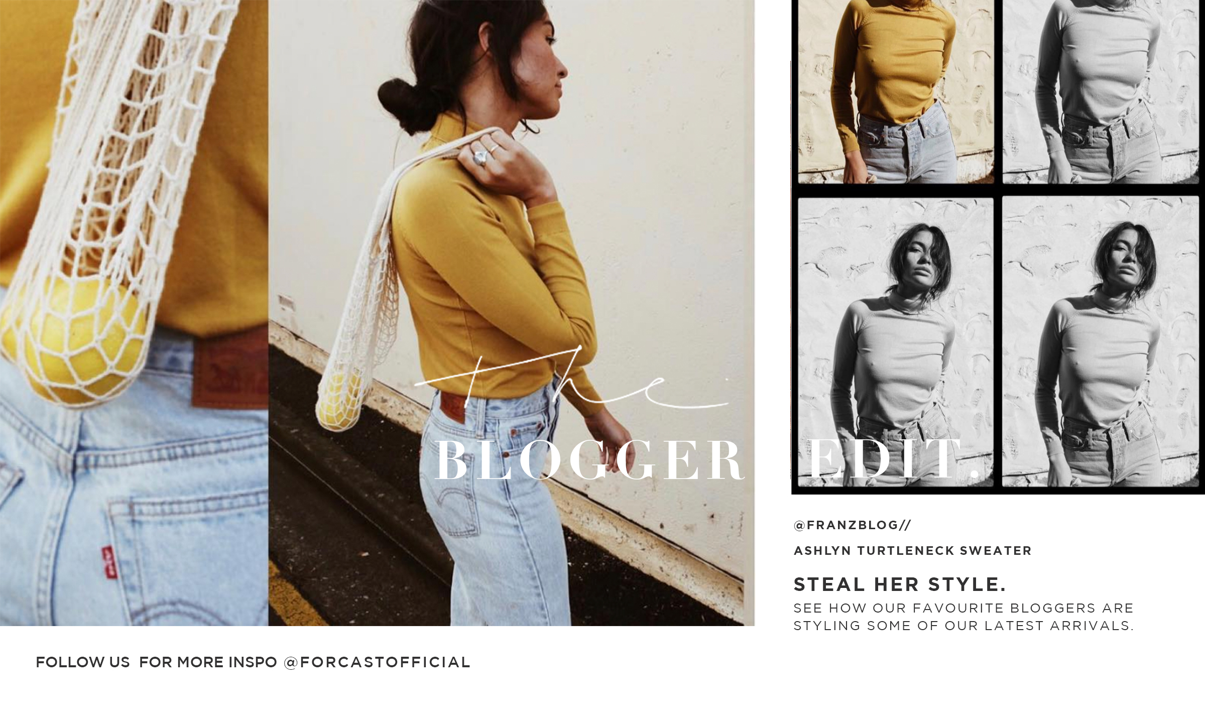 WOMEN'S BLOGGER STYLE