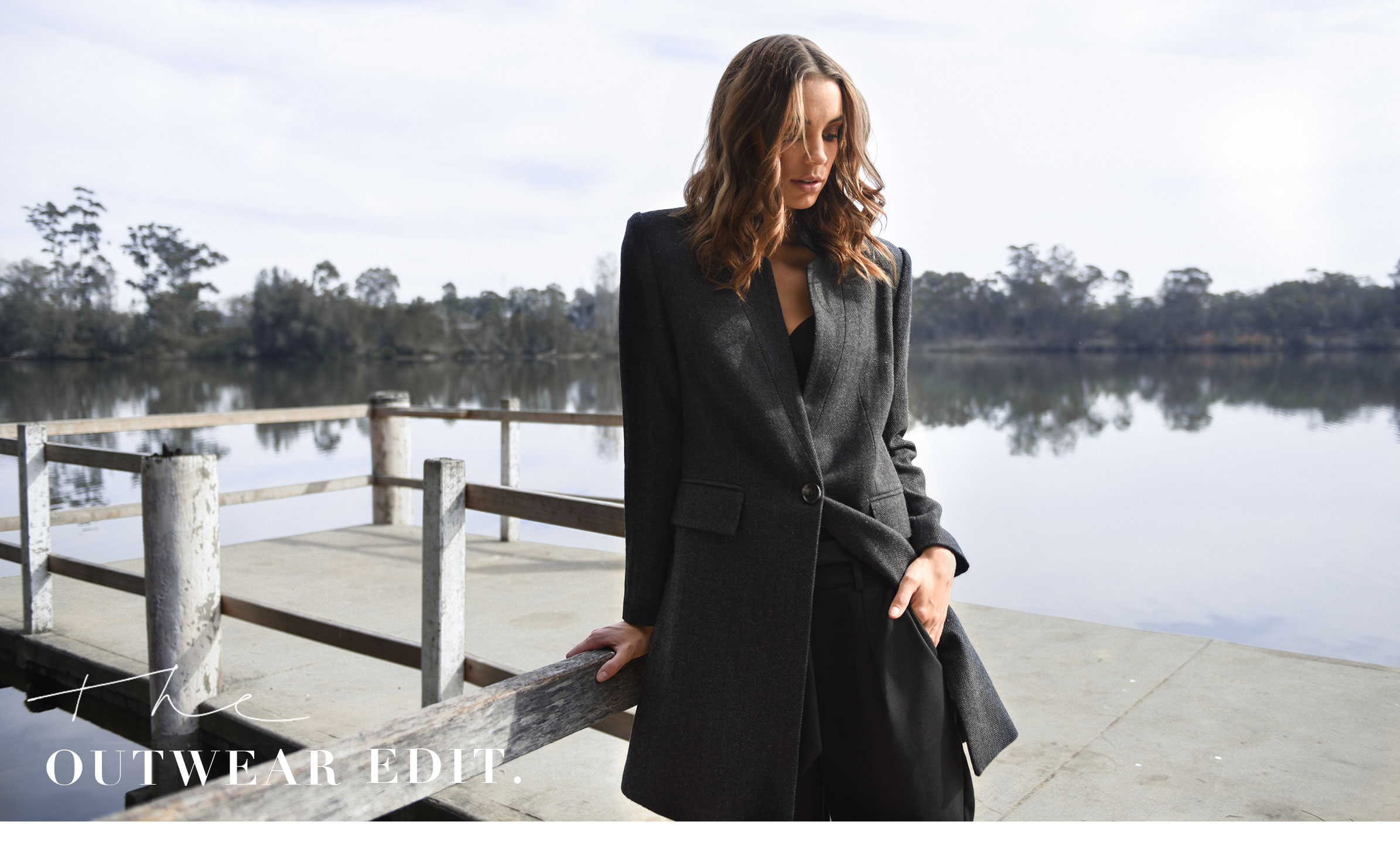 WOMEN'S COAT EDIT. Update your winter outwear with our latest range of coats and jackets